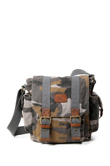 Image of TSD Renegade Canvas Crossbody Bag