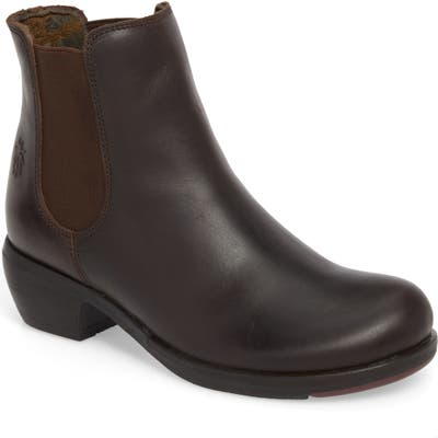 Fly London Make Chelsea Boot - Brown