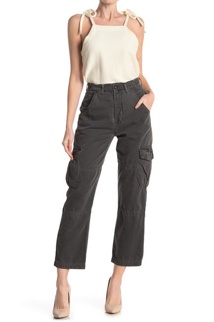 Image of NSF CLOTHING Mercy High Rise Cargo Pants