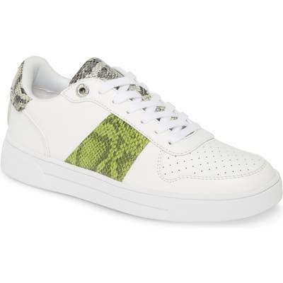 Ted Baker London Coppirr Sneaker, White