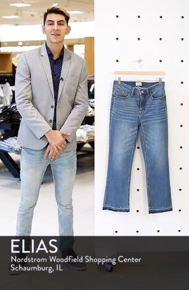 Billie Demi Boot Crop Jeans, sales video thumbnail