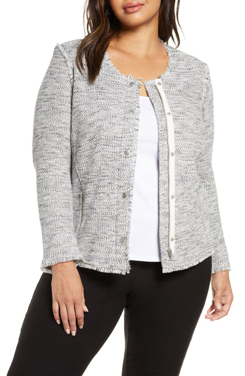 NIC+ZOE You Deserve It Jacket, Main, color, 020