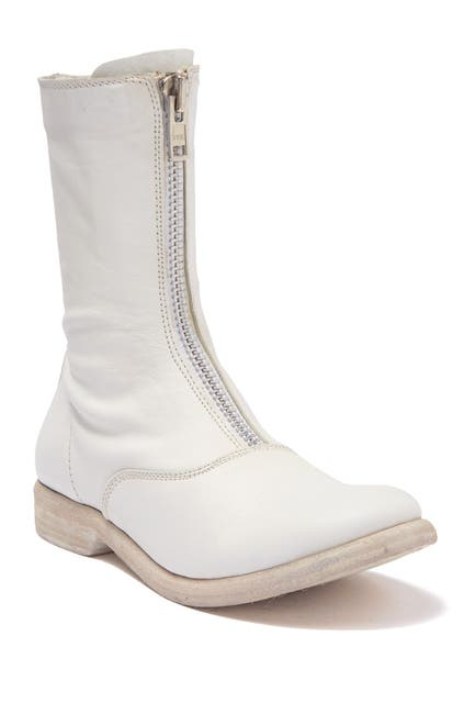 Image of Jeffrey Campbell Zokia Zip Combat Boot