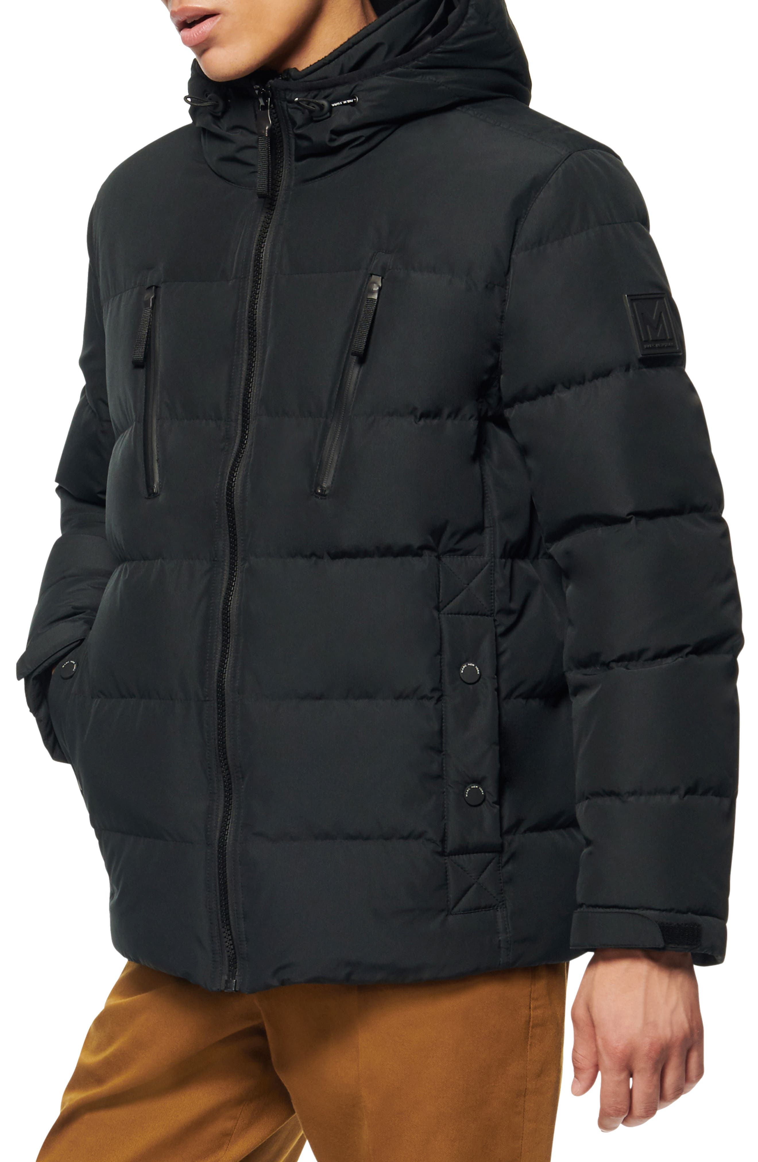 Montrose Water Resistant Quilted Coat