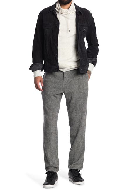 Image of Rag & Bone Daniel Herringbone Pants
