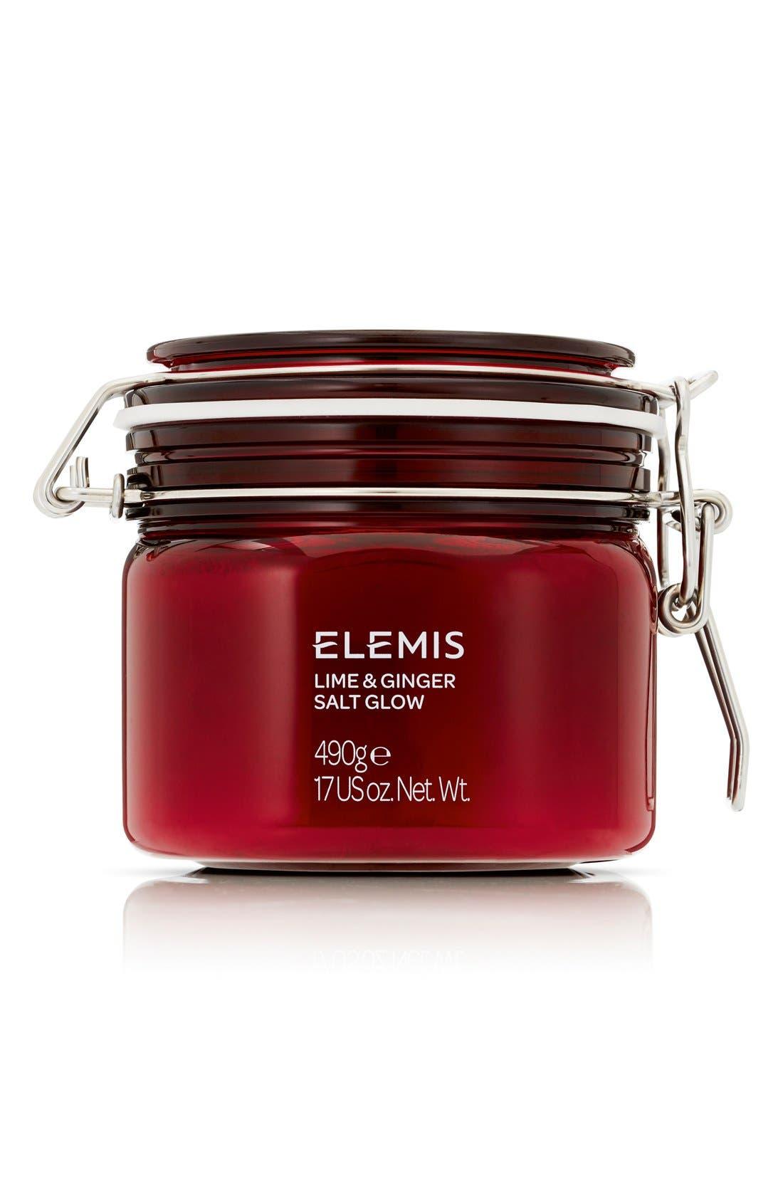 Image of Elemis Lime & Ginger Salt Glow