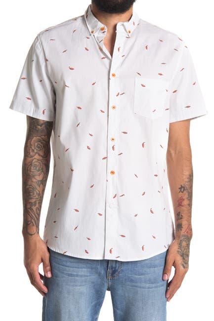 Image of Sovereign Code La Playa Short Sleeve Regular Fit Shirt