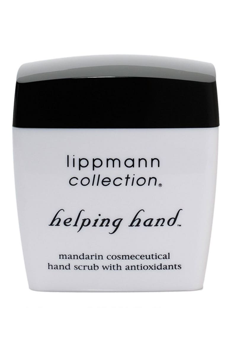 DEBORAH LIPPMANN 'Helping Hand' Cosmeceutical Hand Scrub, Main, color, No Color