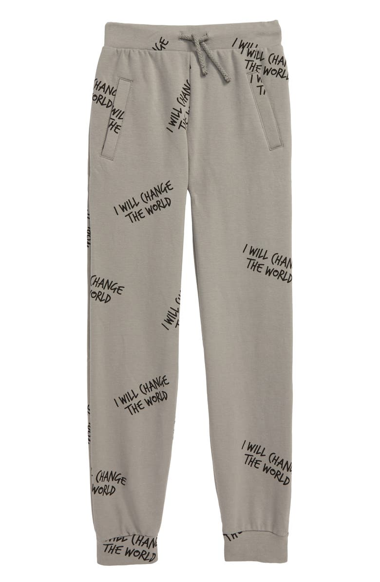 SOMETIME SOON Milos Sweatpants, Main, color, GREY