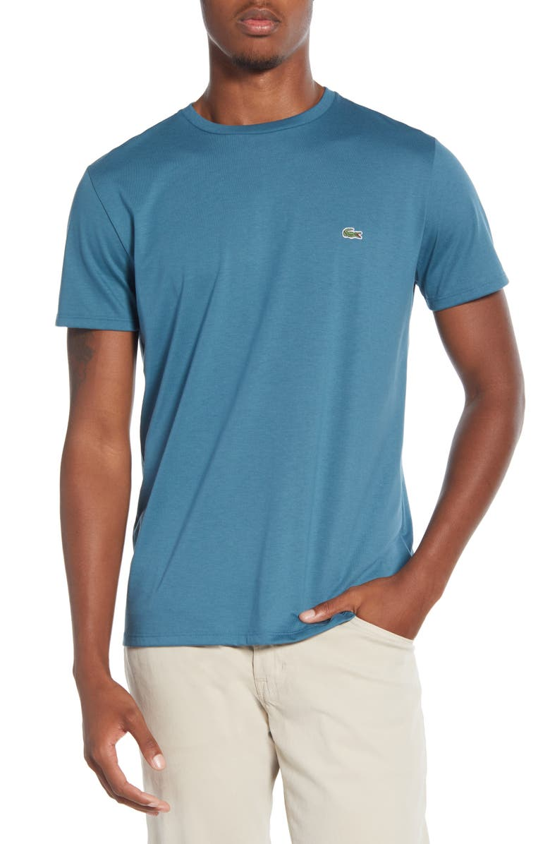 LACOSTE Pima Cotton T-Shirt, Main, color, 304
