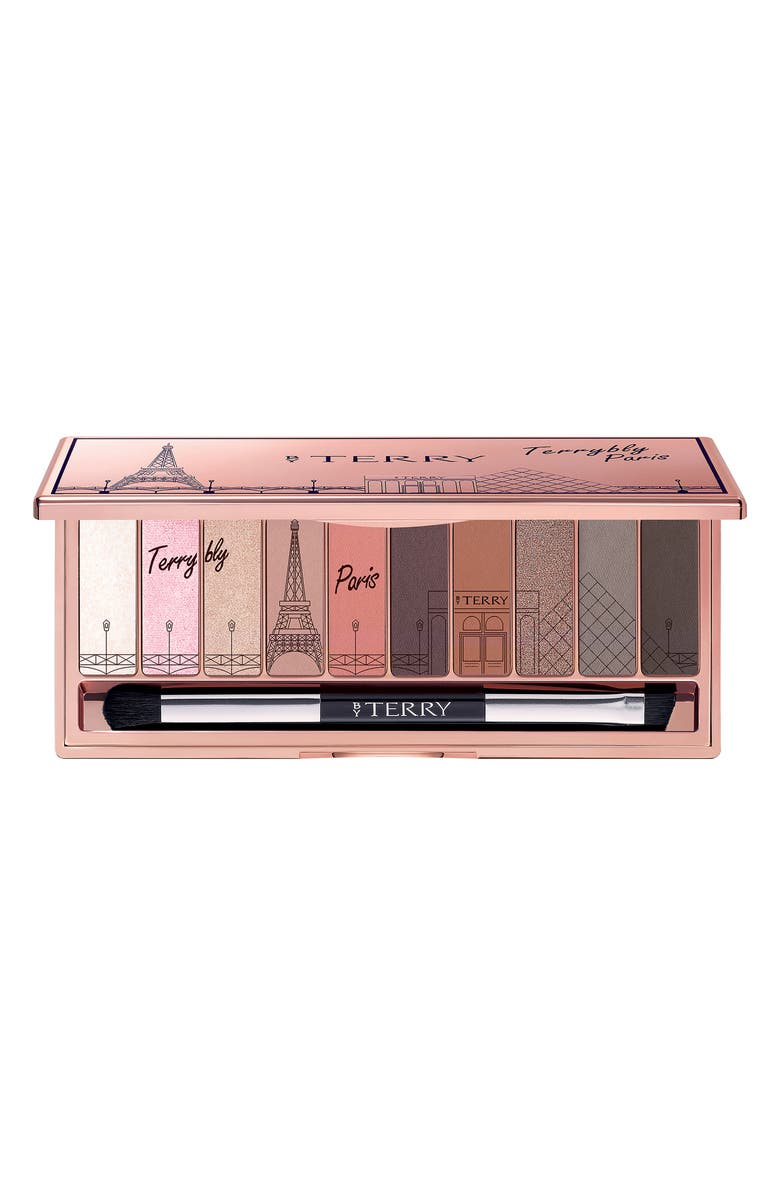 BY TERRY SPACE.NK.apothecary By Terry Terrybly Paris Eyeshadow Palette, Main, color, 000