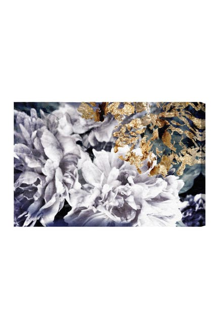 Image of Oliver Gal Gallery Dos Gardenias Canvas Art