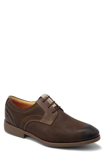 Image of Sandro Moscoloni Mantel Plain Toe Derby