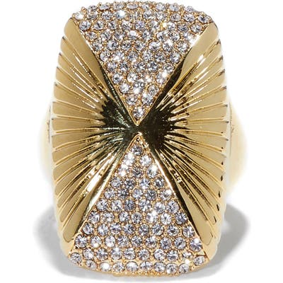 Vince Camuto Large Rectangle Ring