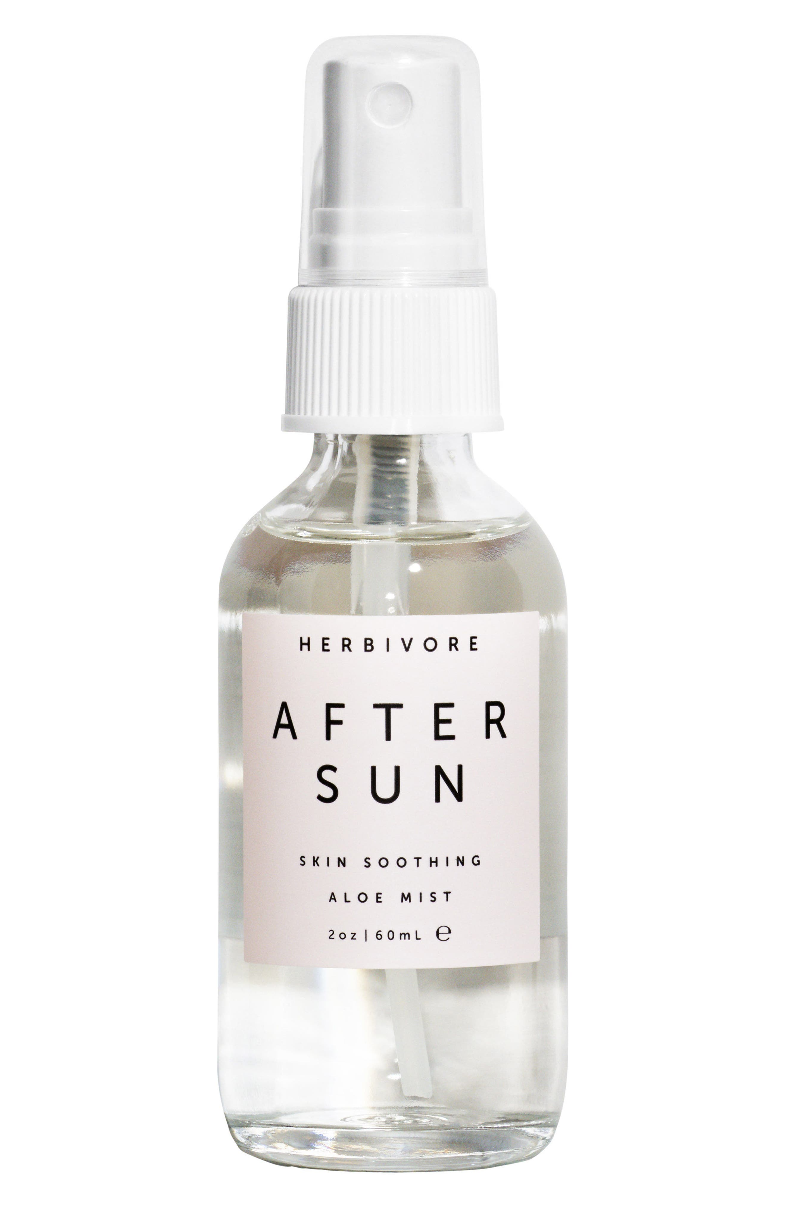 ,                             After Sun Skin Soothing Aloe Mist,                             Main thumbnail 4, color,                             NO COLOR