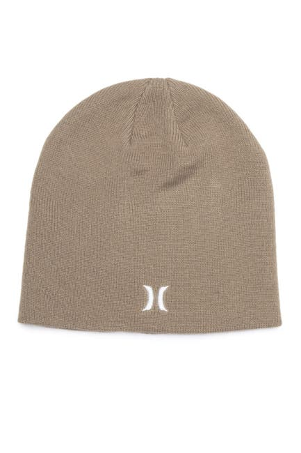 Hurley Icon Staples Knit Beanie
