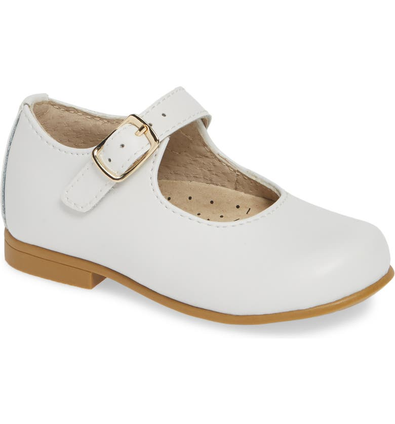 FOOTMATES Laura Mary Jane, Main, color, WHITE