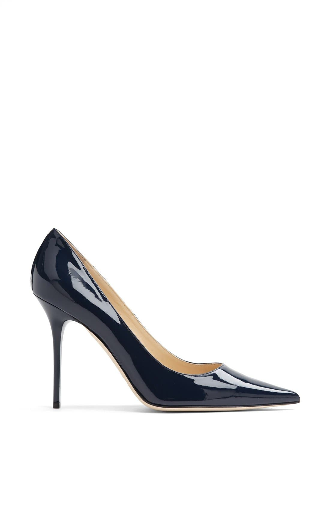 ,                             'Abel' Pointy Toe Pump,                             Alternate thumbnail 12, color,                             410