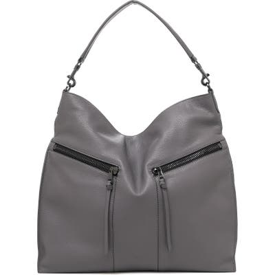 Botkier Trigger Pebbled Leather Hobo - Grey