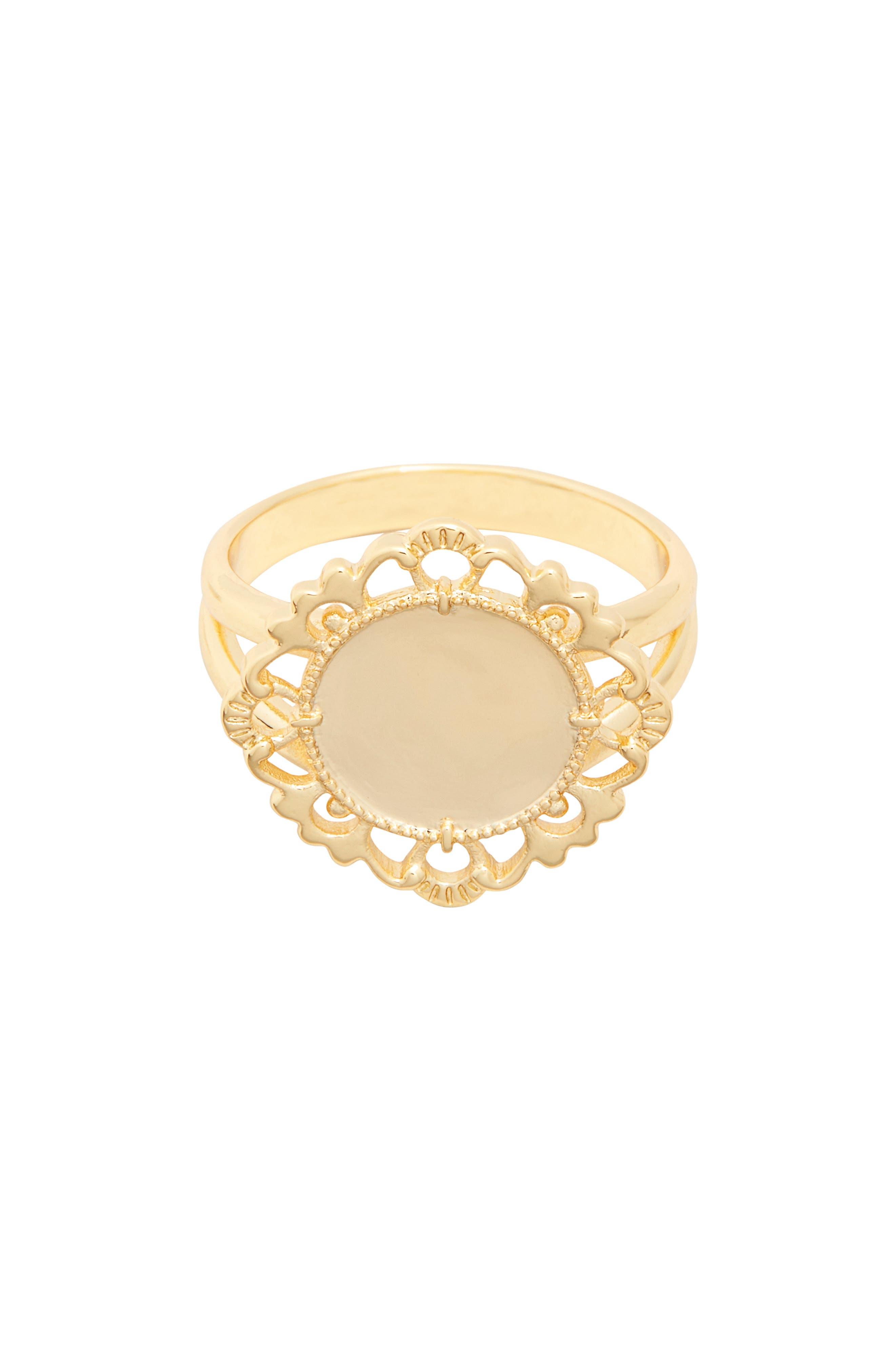 Filigree Ring