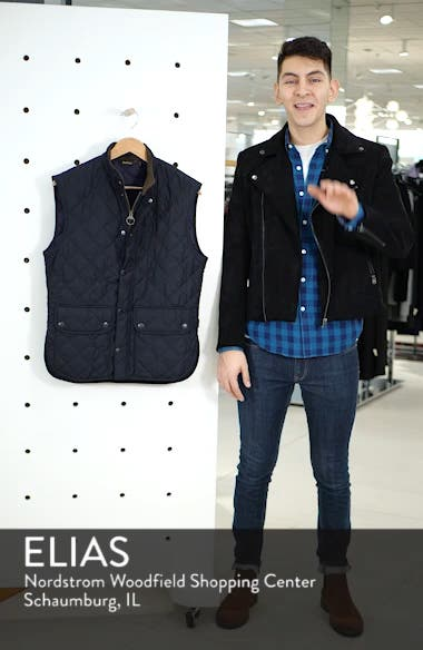 Lowerdale Quilted Vest, sales video thumbnail