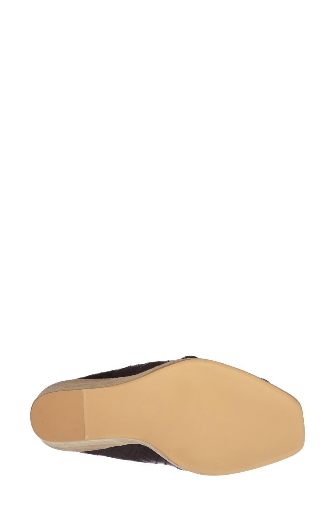 ,                             'Rodillo-Hi' Wedge Sandal,                             Alternate thumbnail 8, color,                             001