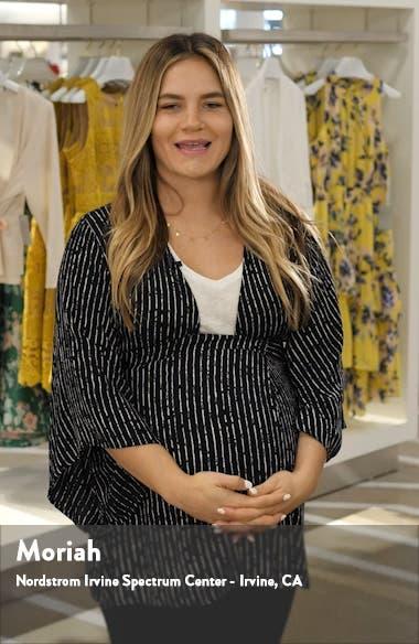 Caris Lea Handkerchief Hem Dress, sales video thumbnail