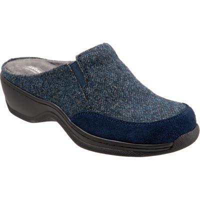 Softwalk Alcon Clog, Blue
