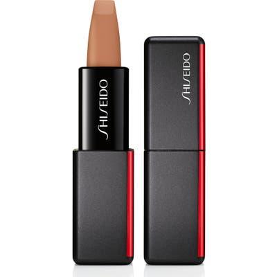 Shiseido Modern Matte Powder Lipstick - Nude Streak