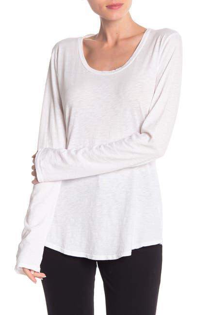 Image of Velvet Adiel Long Sleeve Knit Shirt