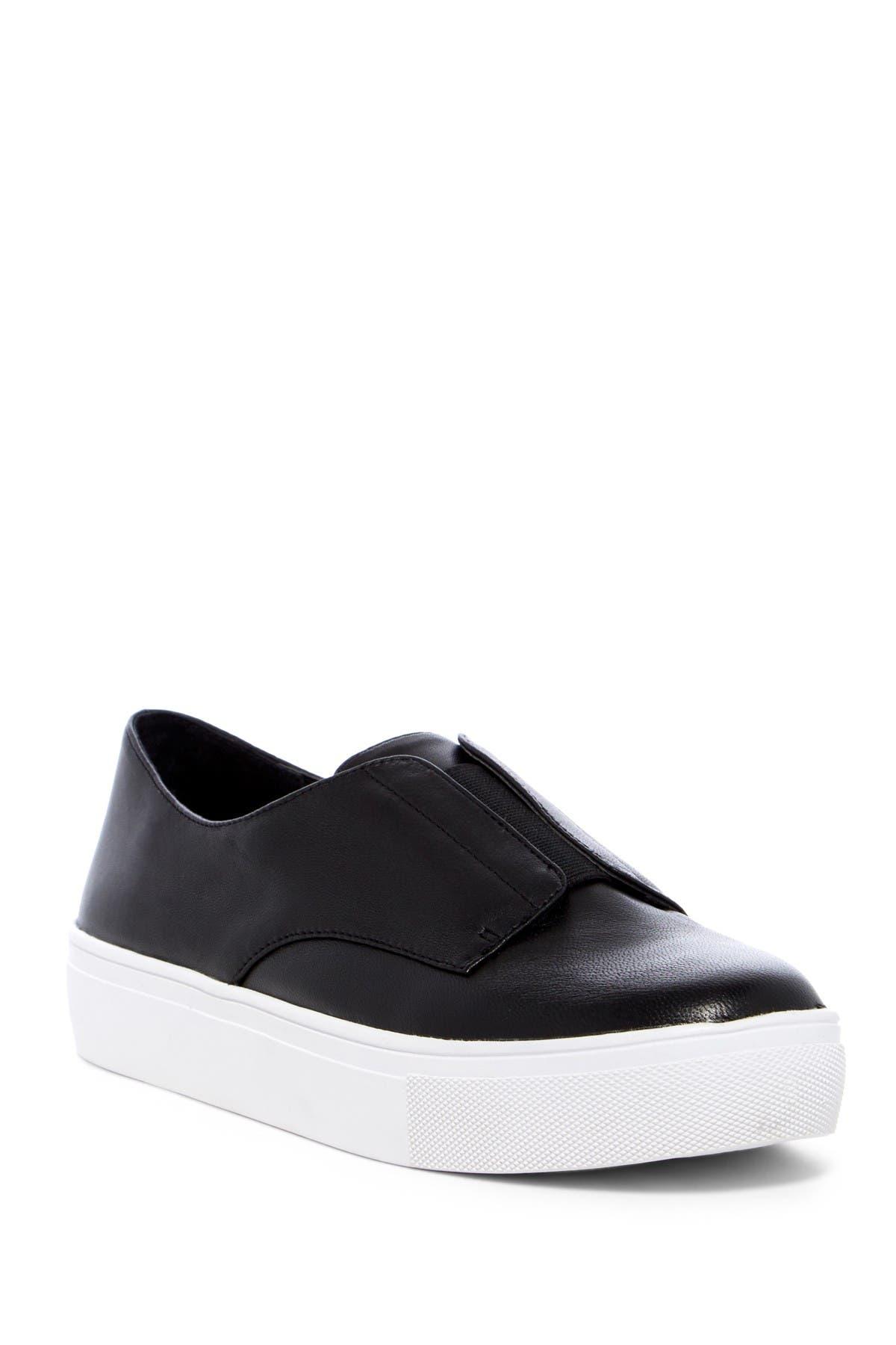Garnet Slip-On Platform Sneaker
