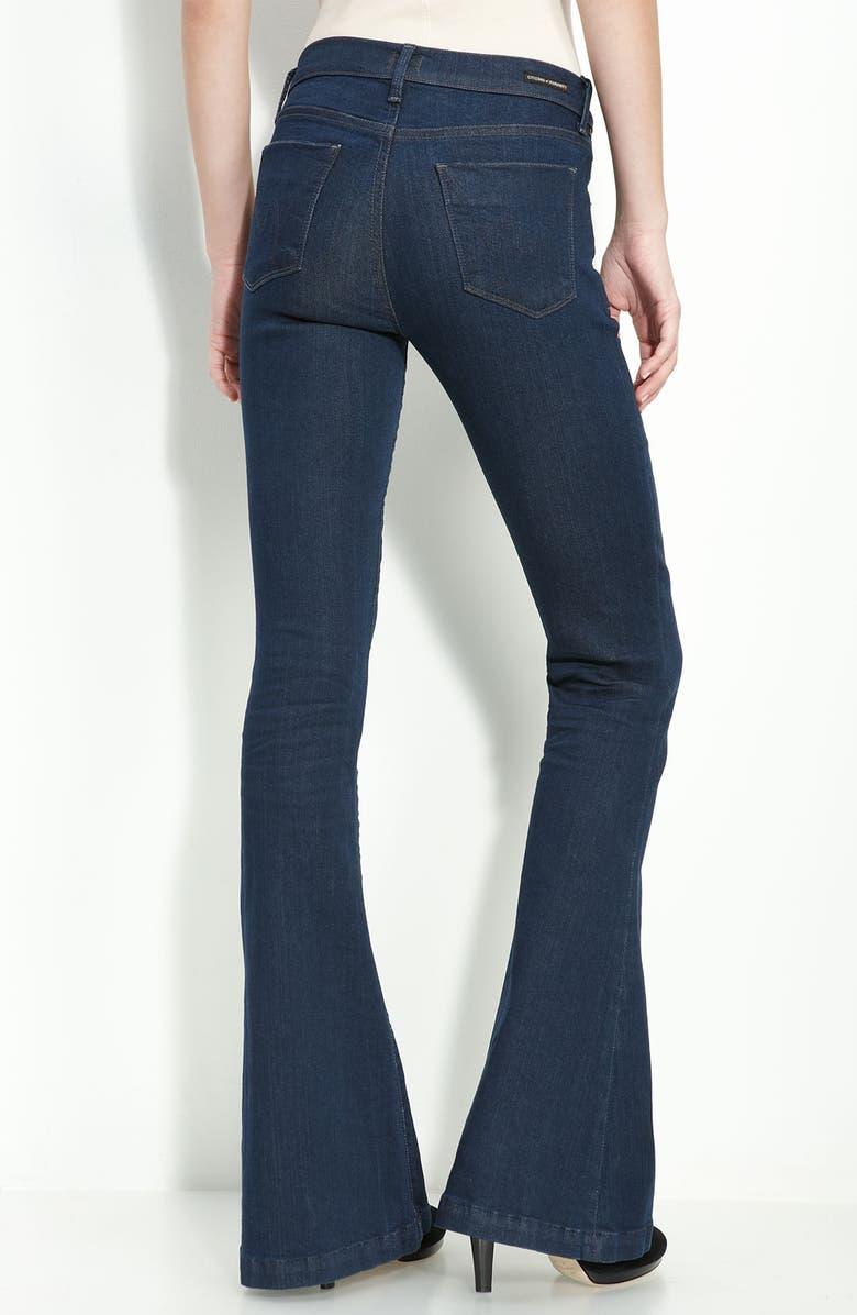 CITIZENS OF HUMANITY 'Devote' Ultra Flare Leg Denim Jeans, Main, color, 428