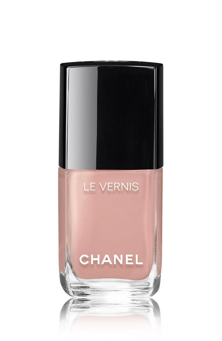 CHANEL LE VERNIS <br />Longwear Nail Colour, Main, color, 504 ORGANDI