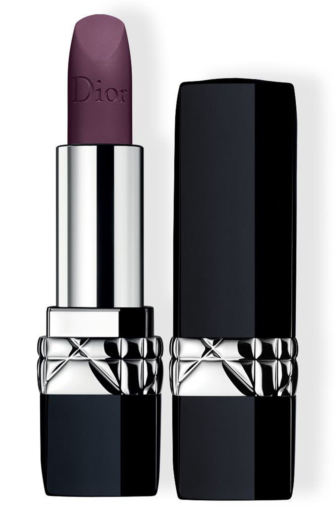 Dior Couture Color Rouge Dior Lipstick - 962 Poison Matte