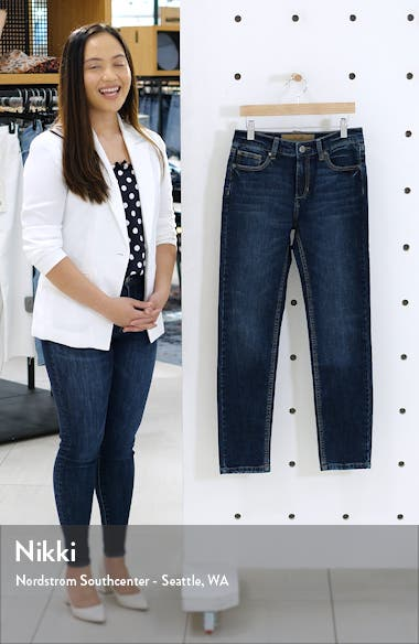 Brixton Straight Leg Stretch Jeans, sales video thumbnail