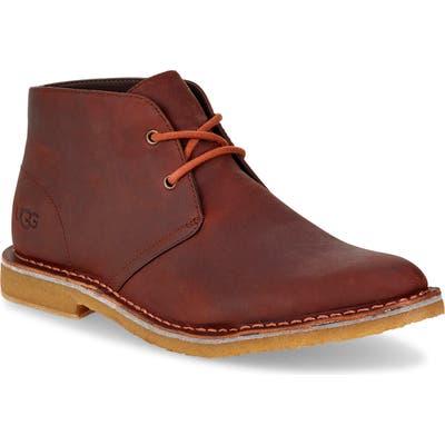 UGG Groveland Chukka Boot- Brown