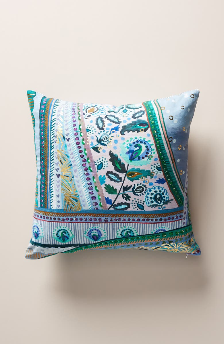 Anthropologie Sunder Accent Pillow