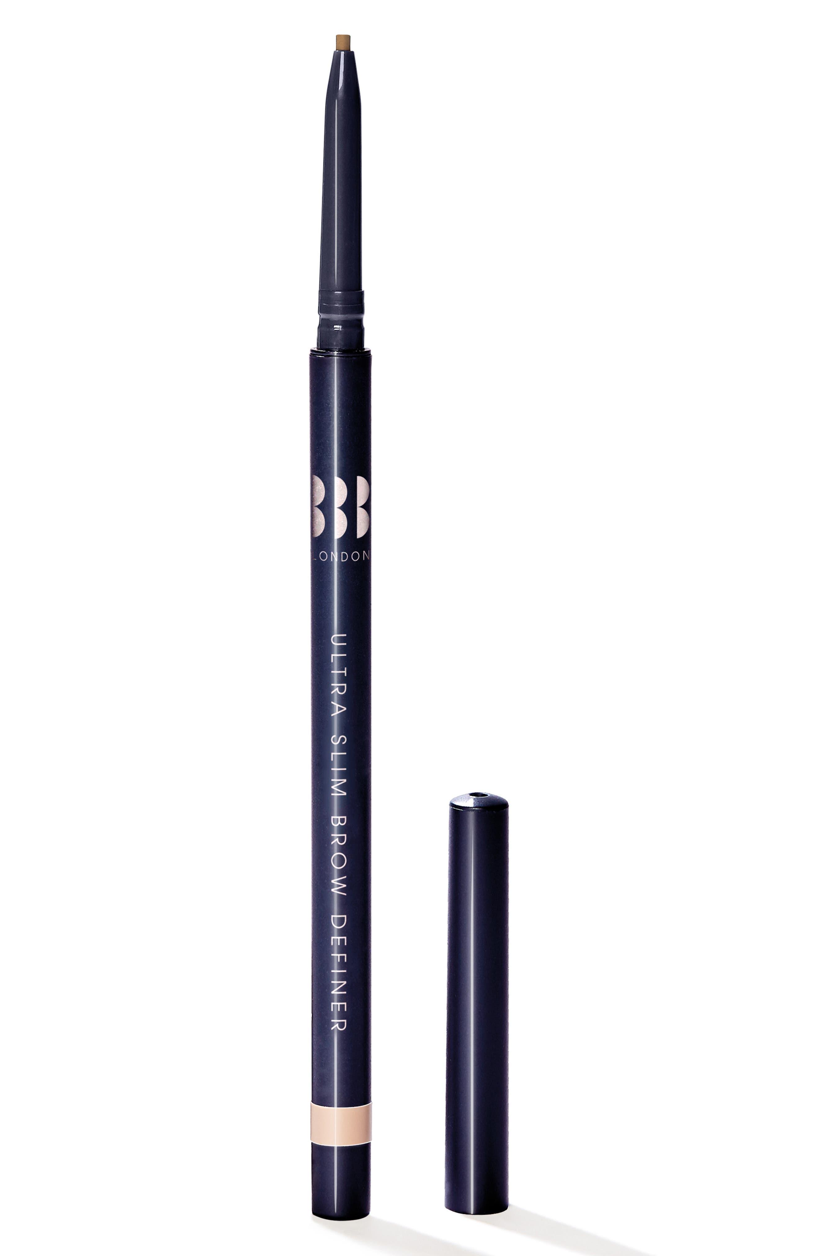 BBB London Ultra Slim Brow Definer Eyebrow Pencil in Cardamom at Nordstrom