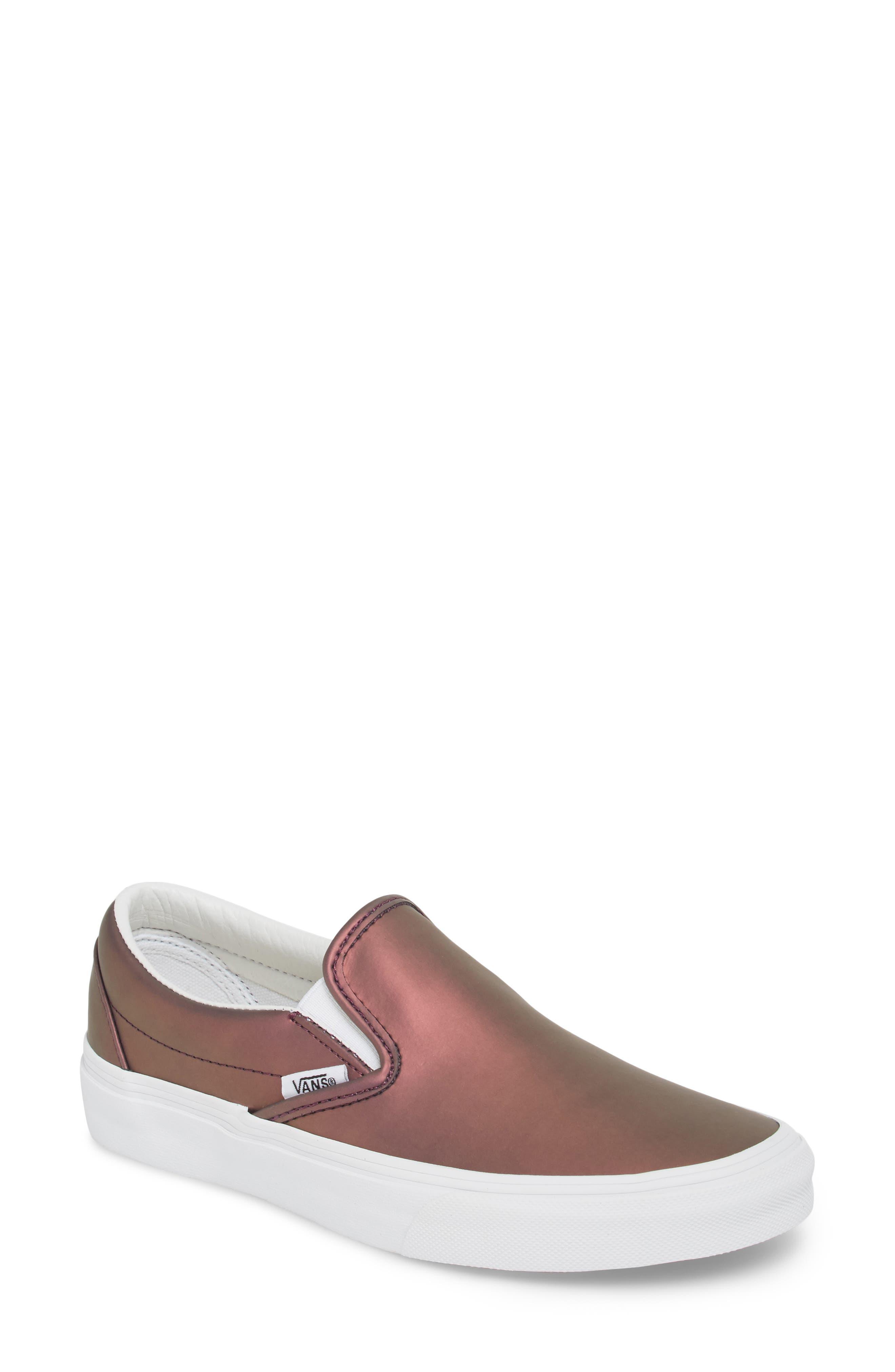 ,                             Classic Slip-On Sneaker,                             Main thumbnail 183, color,                             610