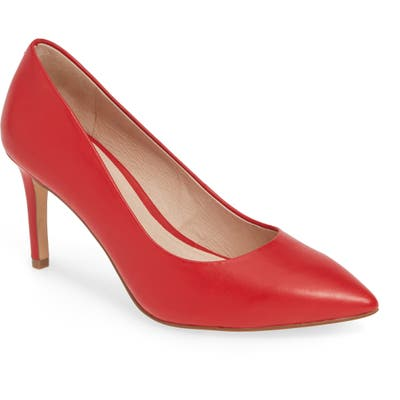 Louise Et Cie Hanabeth Pump- Red