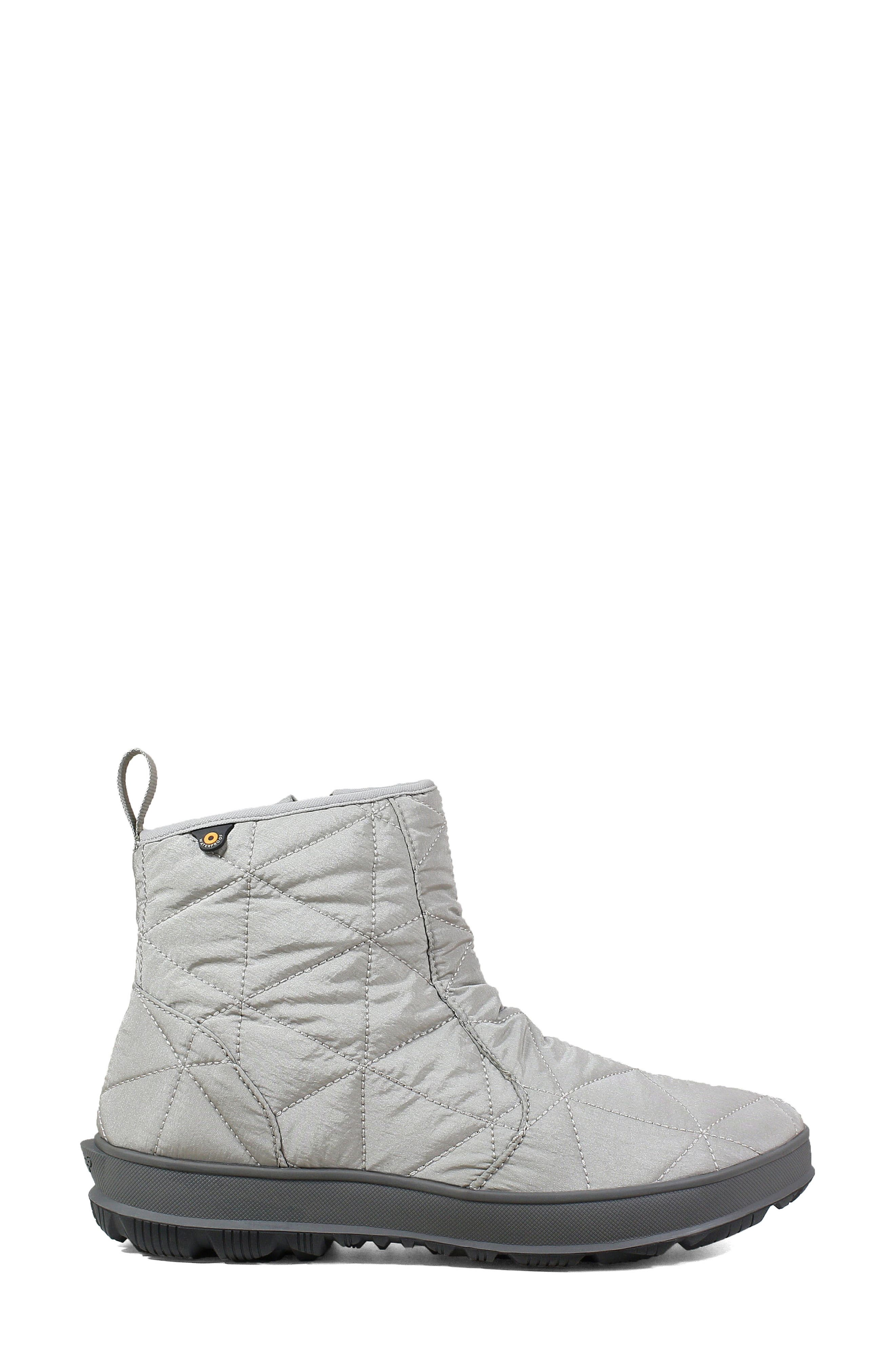 ,                             Snowday Waterproof Quilted Snow Boot,                             Alternate thumbnail 11, color,                             020