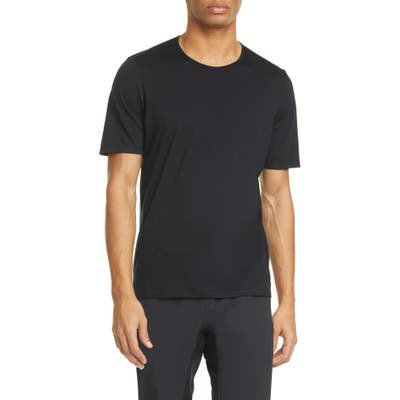 Veilance Frame Merino Wool Blend T-Shirt, Black
