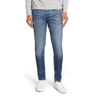 Rag & Bone Fit 1 Skinny Fit Jeans, Blue