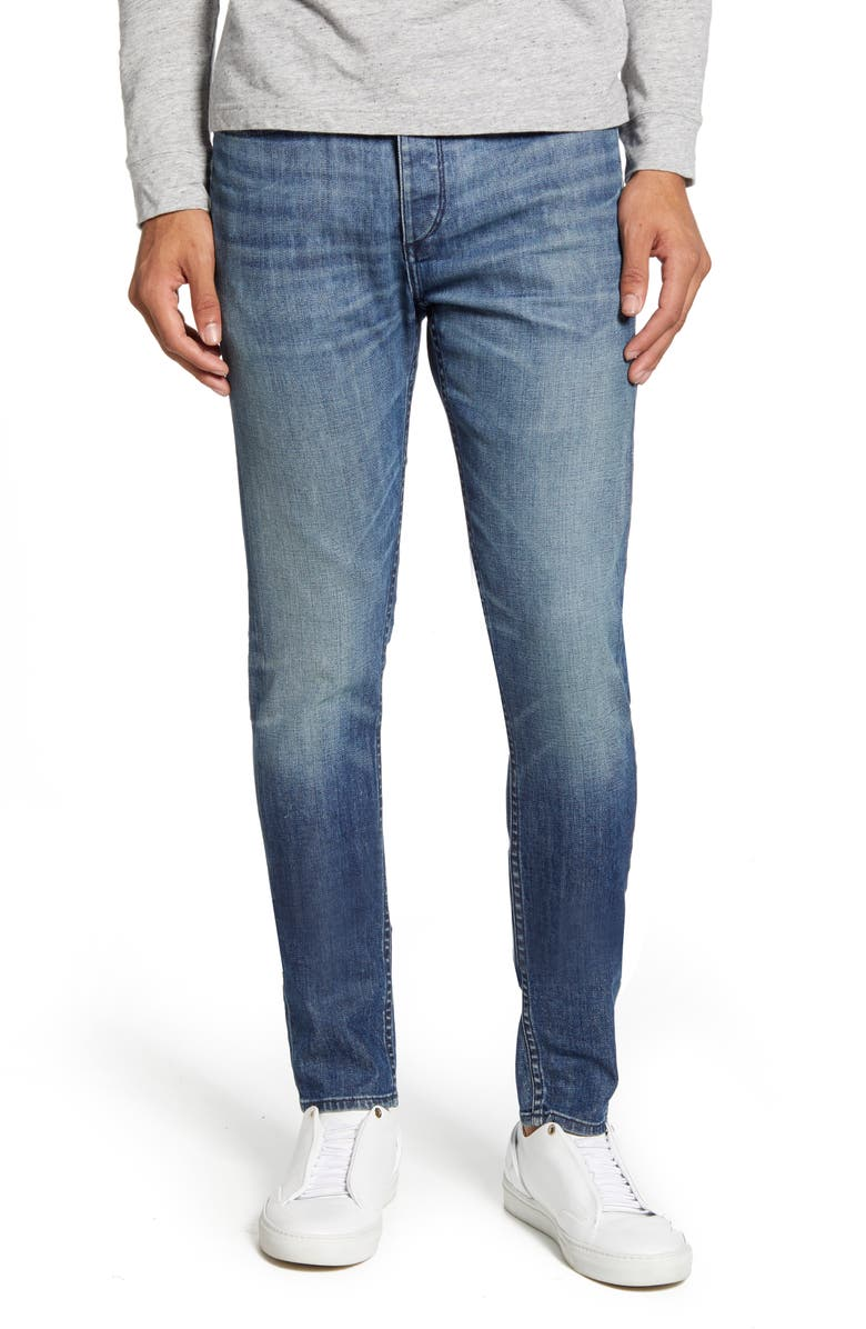 RAG & BONE Fit 1 Skinny Fit Jeans, Main, color, JARO