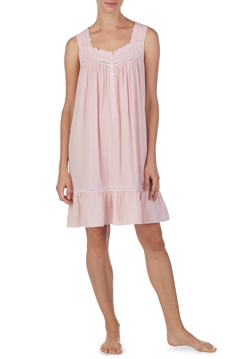 EILEEN WEST Short Nightgown, Main, color, 650