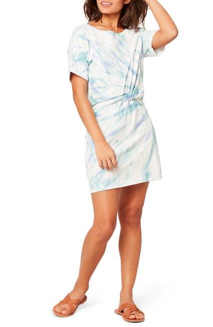 Image of L*Space Beachwood Twist T-Shirt Dress