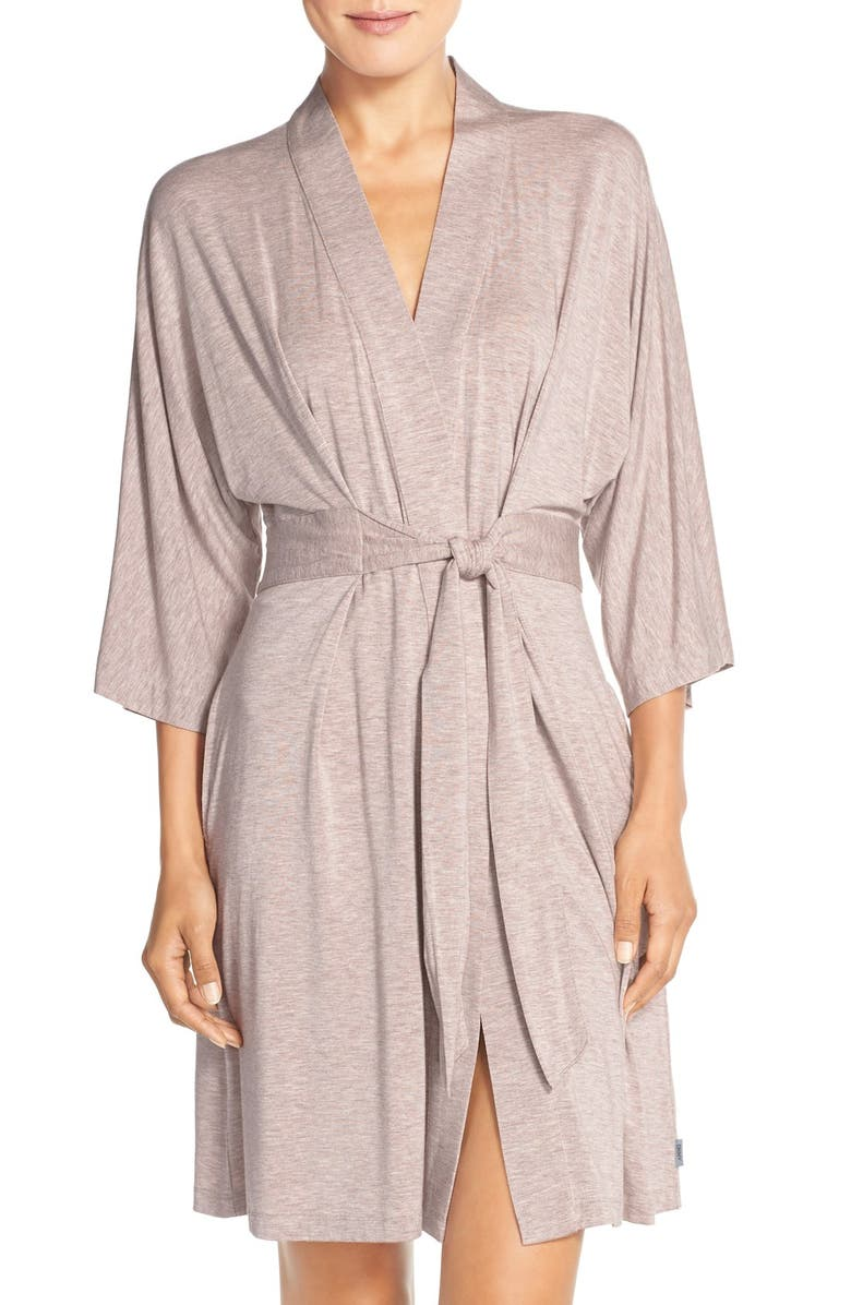 DKNY 'Chrystie' Robe, Main, color, 236