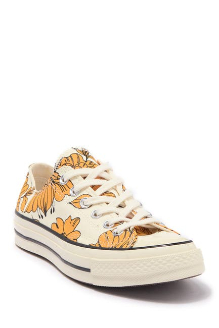 Image of Converse Chuck Taylor All Star Sunflower Printed Sneaker
