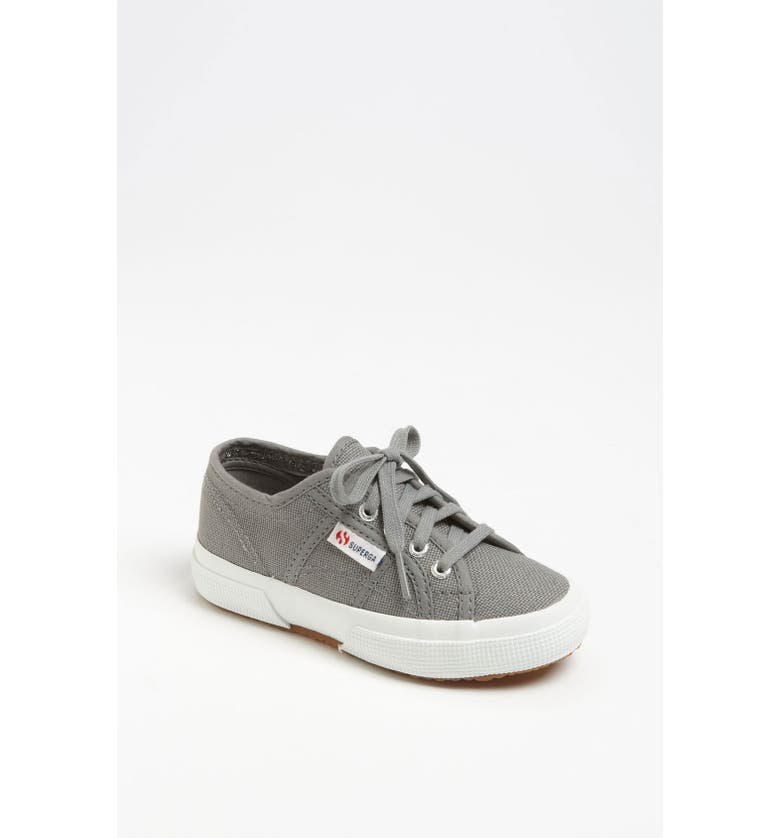 SUPERGA 'Junior Classic' Sneaker, Main, color, GREY SAGE