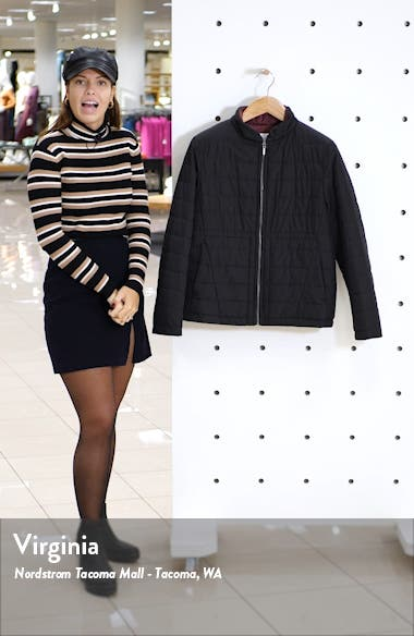 Quilted Jacket, sales video thumbnail